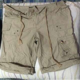 No Boundaries Rugged Shorts