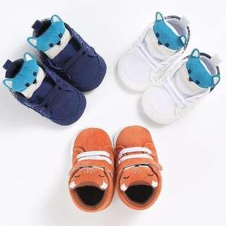Baby ANTI-SLIP PRE-WALKER SHOES