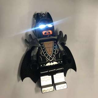 出售The LEGO Batman Movie: LED Keylight - Glam Rock Batman(used二手