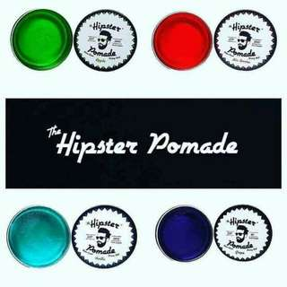 Clearing stocks for Mens fashionable Pomade hairstyling Hipster Pomade