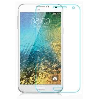 Tempered glass - Anti Gores Samsung Galaxy E7