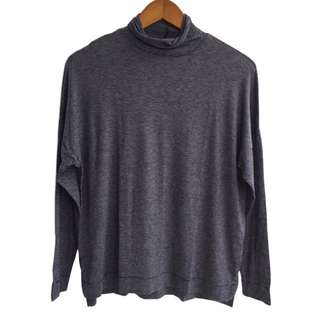 Zara Knitted polo_neck Jumper Size S