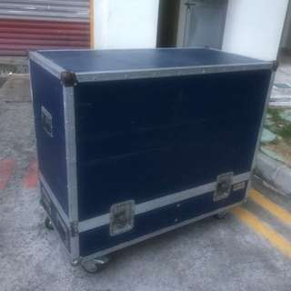 Professional Audio high capacity storage utility flight cases boxes speakers cables musical instruments case box transportation transport