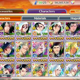 Bleach Brave Souls Android account