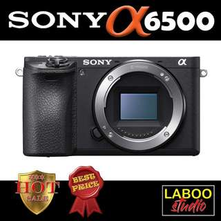 Sony A6500 (body) *FREE Original Battery!
