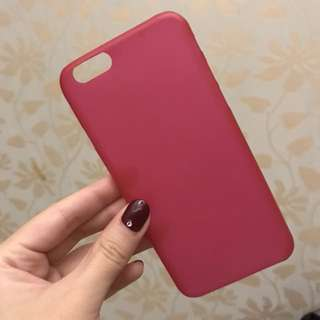 IPHONE 6 CASE SHOCKING PINK