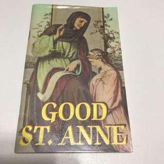 Saint Anne Prayer Book
