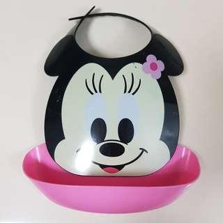 Baby Bib Disney Minnie mouse