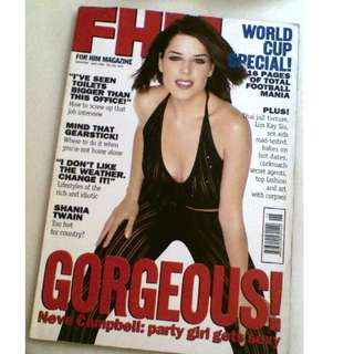 FHM - June 1988