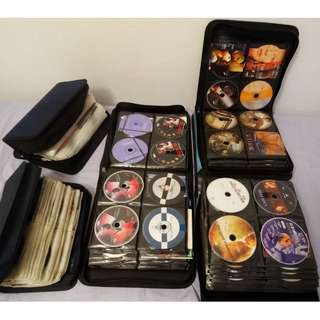 FREE !!! 300+ movies (VCD Collection)