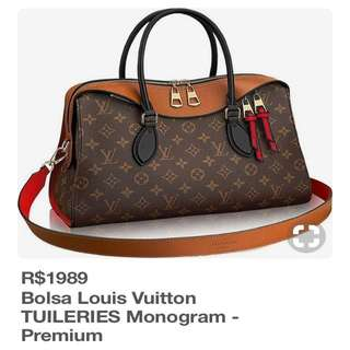 Louis Vuitton Tuileries Monogram PM