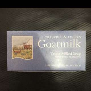 Goat Milk Triple Milled Soap
