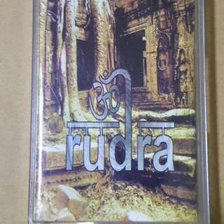 CHEAPEST 💿 Music CD: Rudra Cassette (Rare)