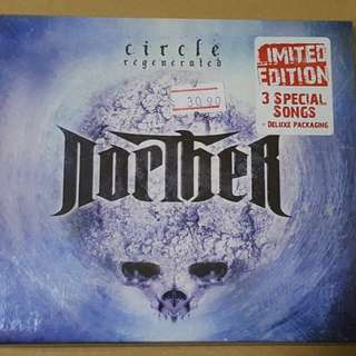CHEAPEST 💿 Music CD: Norther - Circle Regenerated LIMITED EDITION