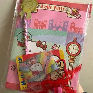 Hello kitty禮品包