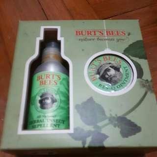 Burt's Bees Repellent Set