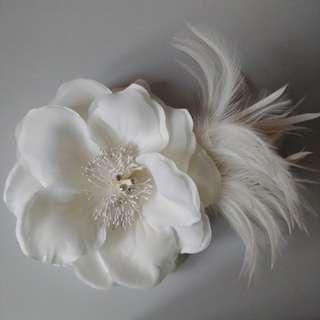 White big flower