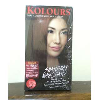 Kolours Dual Conditioning Hair Color in Shanghai Mahogany