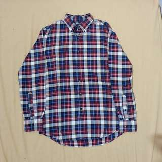 Uniqlo - Flanel - Red