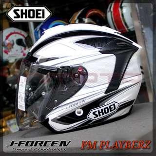 SHOEI J-FORCE BRILLER TC 6