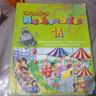 Targeting Mathematics 1A