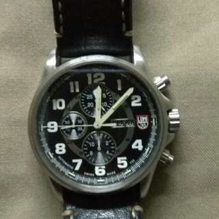 LUMINOX CHRONOGRAPH FEILD VALJOUX 1860 SERIES