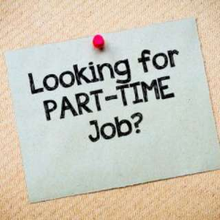 Part time job flexible working hours