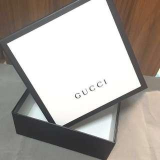 Gucci盒 收納銀包