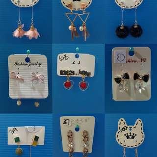 KOREA EARRINGS (BUY ONE FREE ONE)