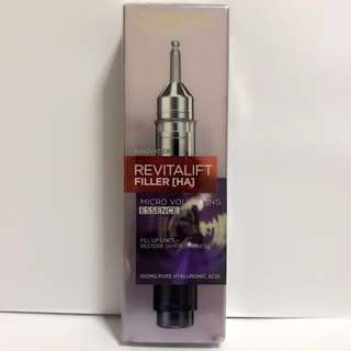 (55% Discount) L'Oréal Revitalift Filler [HA] Micro Volumizing Essence 15ml