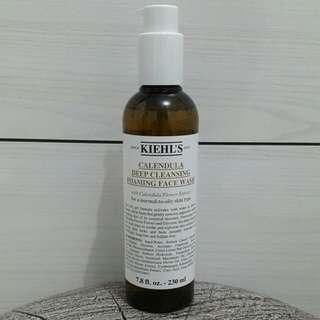 Kiehl's Calendula Deep Cleansing Foaming Face Wash