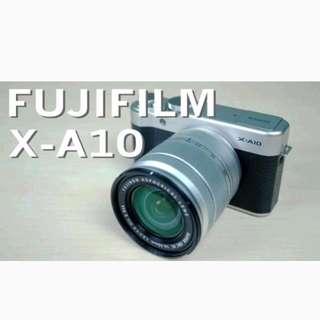 Kredit kamera X A10