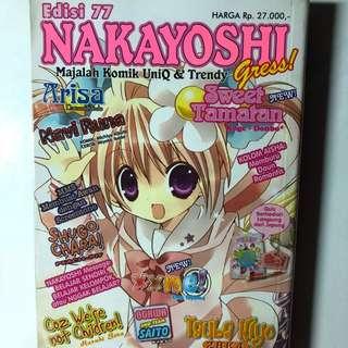 Nakayoshi gress edisi 21-79