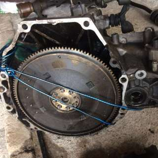 Gearbox manual honda sv4 2.0