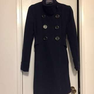 Navy Peacoat from Bench - medium