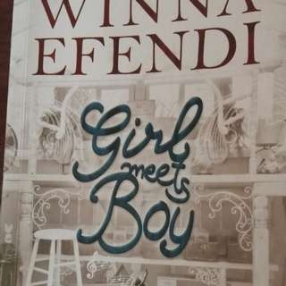 Novel girl meet boys by winna efendi