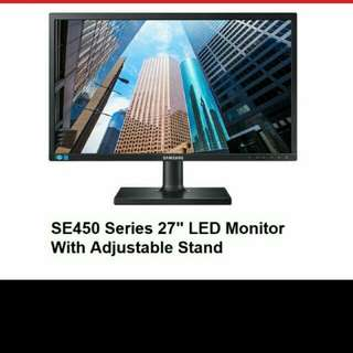 Samsung Monitor brand new cheapest