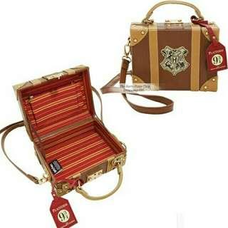 $599 Harry potter 行李箱 手袋 斜咩袋 哈利波特 platform trunk 94/3