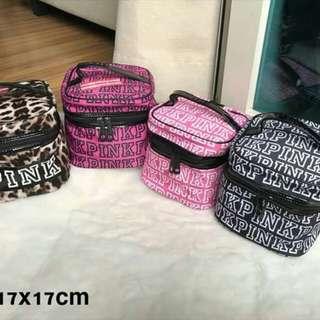 Victoria Secret cosmetics bag