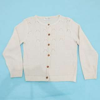 knitted warm outer