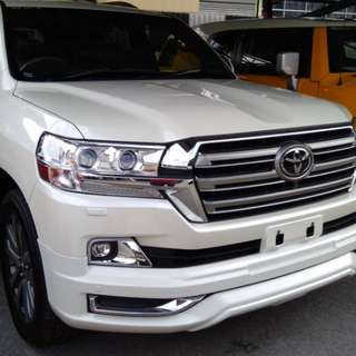 Brand new Landcruiser 4.7cc