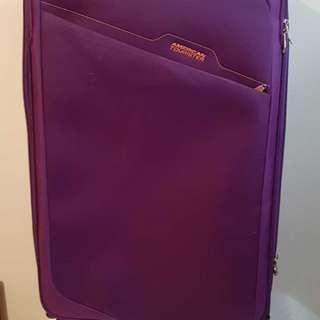 American Tourist Suitcase