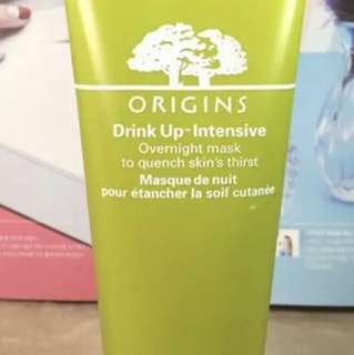 Origins Drink-Up Mask
