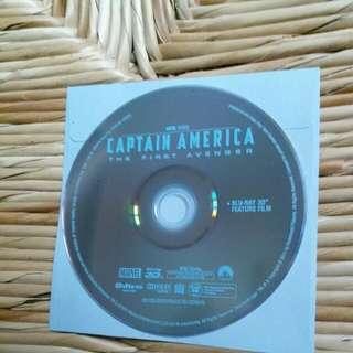 Marvel studios CAPTAIN AMERICA THE FIRST AVENGER BLU RAY 3D 美國隊長 BLURAY 藍光碟包郵_
