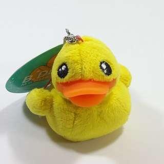 B.Duck (HK) 迷小毛公仔電話繩mini Plush mobile strap