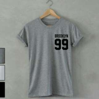 Broolyn 99 Jersey Front Design T-Shirt Custom Tee Class Shirt