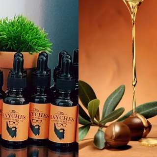 Argan Oil for Beard