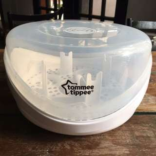 TOMMEE TIPPEE - CLOSER TO NATURE MICROWAVE STERILIZER