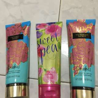Bath and Body, Victoria's Secret Lotion NEW
