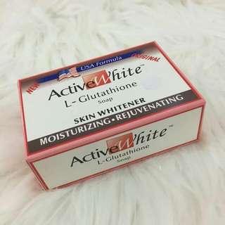 Active White Soap